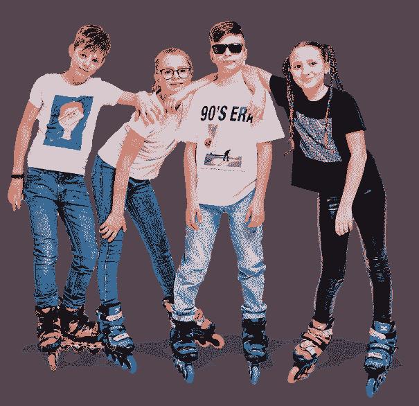Профессиональная роллер школа Skate Town