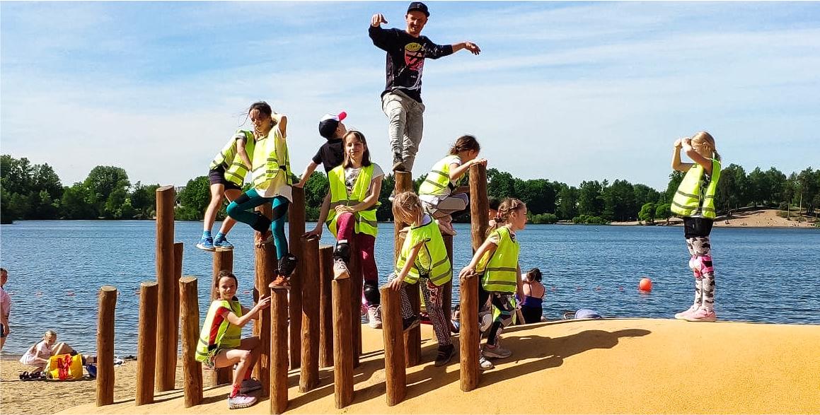 Детский летний спортивный лагерь в Спб